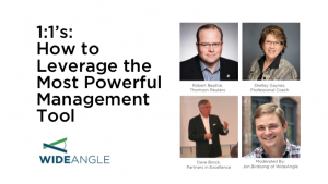 Webinar | 1:1's: How to Leverage the Most Powerful Management Tool