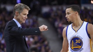 How Steve Kerr and Steph Curry Win
