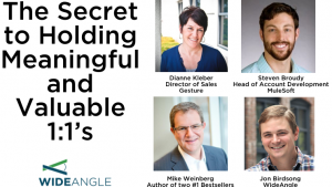 Webinar: The Secrets to Holding Meaningful 1 on 1 Meetings
