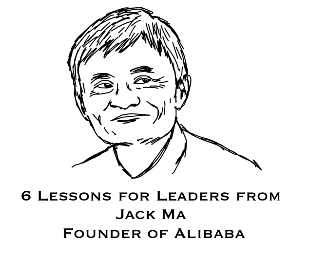 6 Lessons for Leaders From Jack Ma, Founder of Alibaba